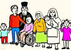 Служба «Милосердие» опубликовала годовой отчет за 2016 год