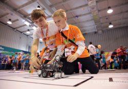Фестиваль робототехники «РобоСиб-2017» проведён компанией En+ Group и Фондом «Вольное Дело»