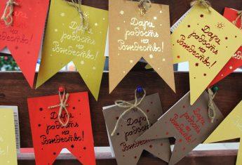 Служба «Милосердие» открыла сбор рождественских подарков для нуждающихся