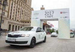 VII экологический автопробег «ЭКОЛОГиЯ -2017»