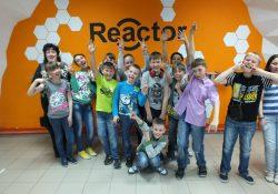 Музей занимательных наук «Реактор» организовал выездную выставку