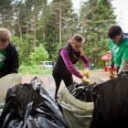 Волонтерские уборки