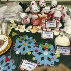 Фонд «Созидание» принял участие в новогодней ярмарке школы «Золотое сечение»