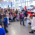 Новогодняя благотворительная акция в самом старом цирке Москвы