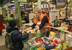 Х5 проведёт продовольственные марафоны «Корзина доброты» в пяти мегаполисах