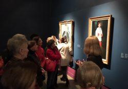 Экскурсия по выставке Хаима Сутина