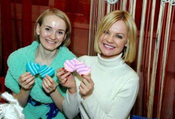 Марафон «Носочки для жизни» фонда «Подари солнечный свет» проходит в российских городах