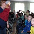 Волонтерский кукольный театр побывал в Уваровском детском доме