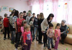 В Белозерске, Иваново, Воркуте помогают семьям стать крепче