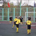 Отборочные игры футбольного турнира за кубок «Маленькие сердца»