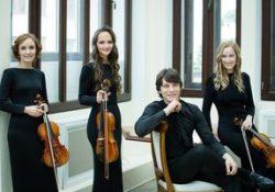 Благотворительный концерт Rusquartet