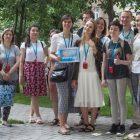 В Москве прошла первая пешеходная экскурсия к юбилею Людмилы Петрушевской