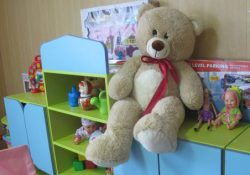 В детской больнице Бурятии появились новые игровые комнаты