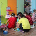 В детском отделении Республиканской психиатрической больницы открыли игровую комнату