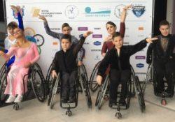 Петербургские юниоры выступят на Кубке Континентов по танцам на колясках