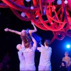 Первый показ новой международной российско-голландской версии спектакля «In Touch Прикасаемые»