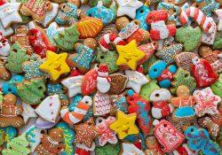 В «Технограде» на ВДНХ приготовили новогодние сладости для воспитанников детского дома