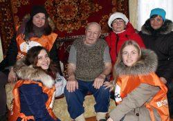Москвичи соберут продукты для нуждающихся пожилых людей из деревень