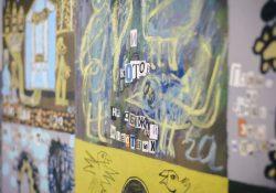 Инклюзивная выставка «Искусство быть»
