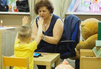 Логопед Людмила Феррои: моя цель — наладить диалог между родителем и ребенком